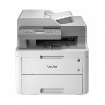 Impressora Brother Laser Multcolor DCPL 3551Cdw